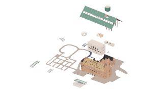 Cultuurgebouw Hoogmade - RAvB: Studentenwerk