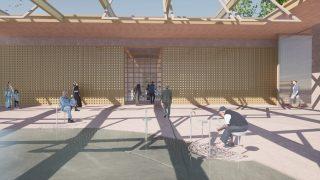 More than A Mosque - RAvB: Studentenwerk